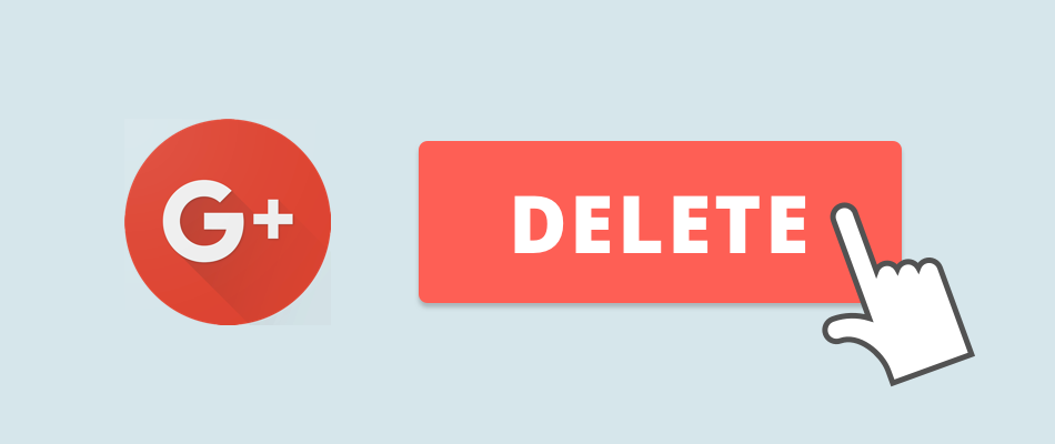 Delete google account banner